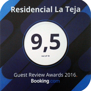 Booking 2016 Award Winner